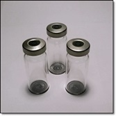 Clear Presealed Vials
