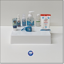 My Shield - GPZ Sample Combo GPZ Sanitation Sample Kit, zetrisil, sanitation, hand sanitizer, alcohol free, alcohol-free hand sanitizer